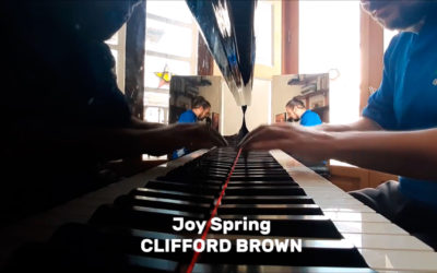 CoVerse in the mirror – Joy Spring by Clifford Brown