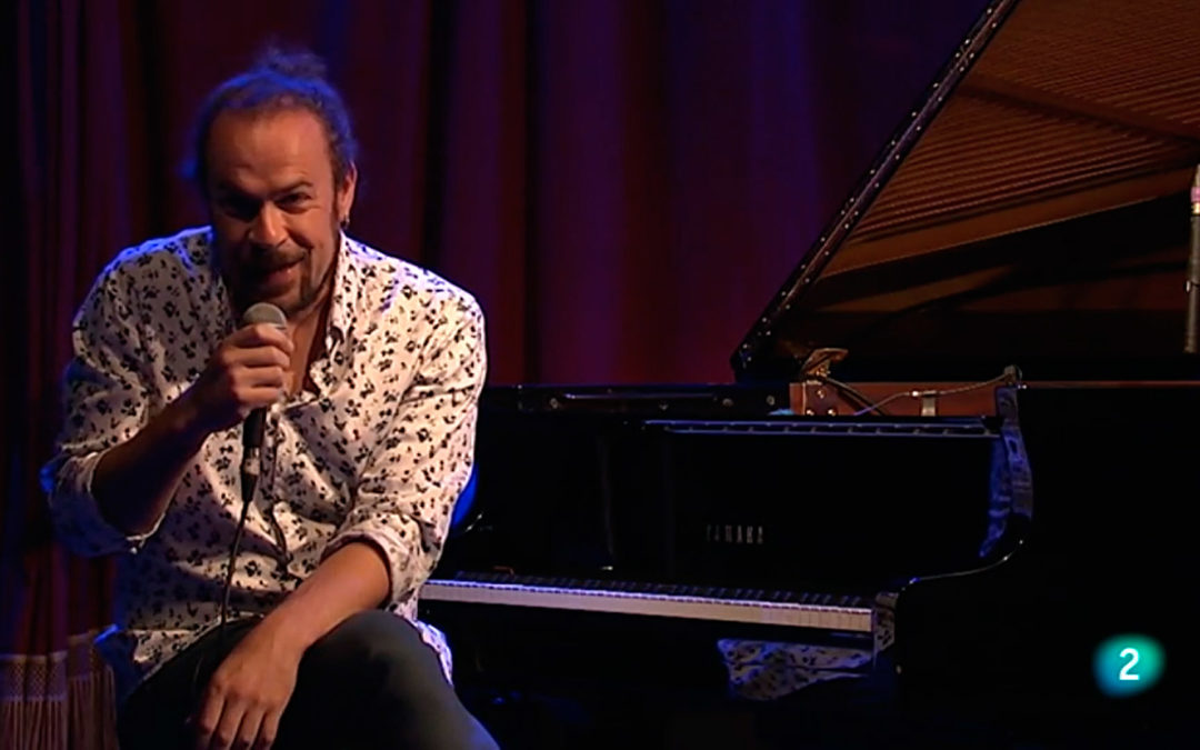 Abe Rábade performance | Piano Solo – Vitoria Jazz Festival (Jazz VG Club)
